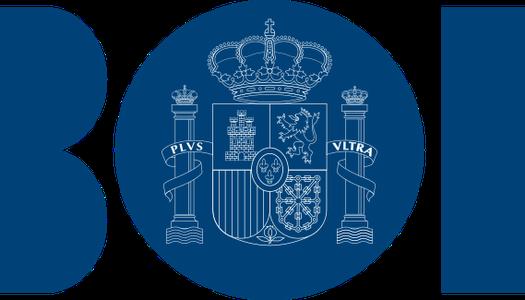 Butlletí Oficial de l'Estat (BOE)