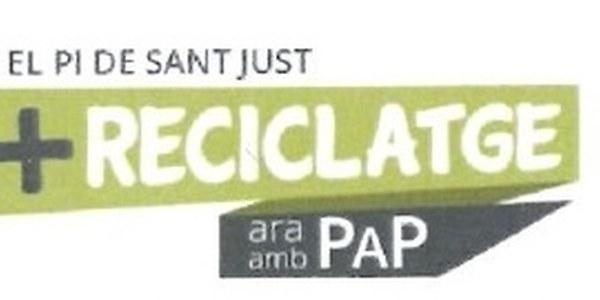 Calendaris recollida PaP 2021-El Pi de Sant Just i disseminat